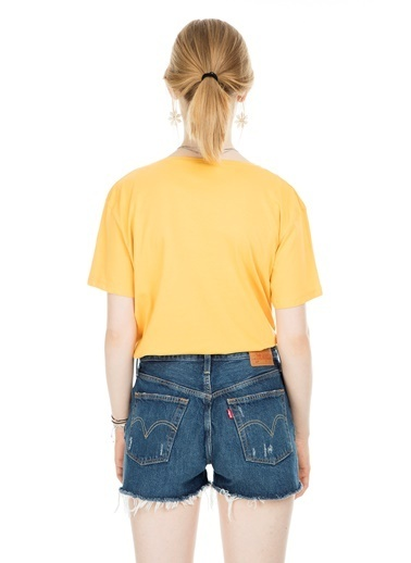 Lela Tişört Sarı